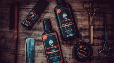 Produtos para barbearia