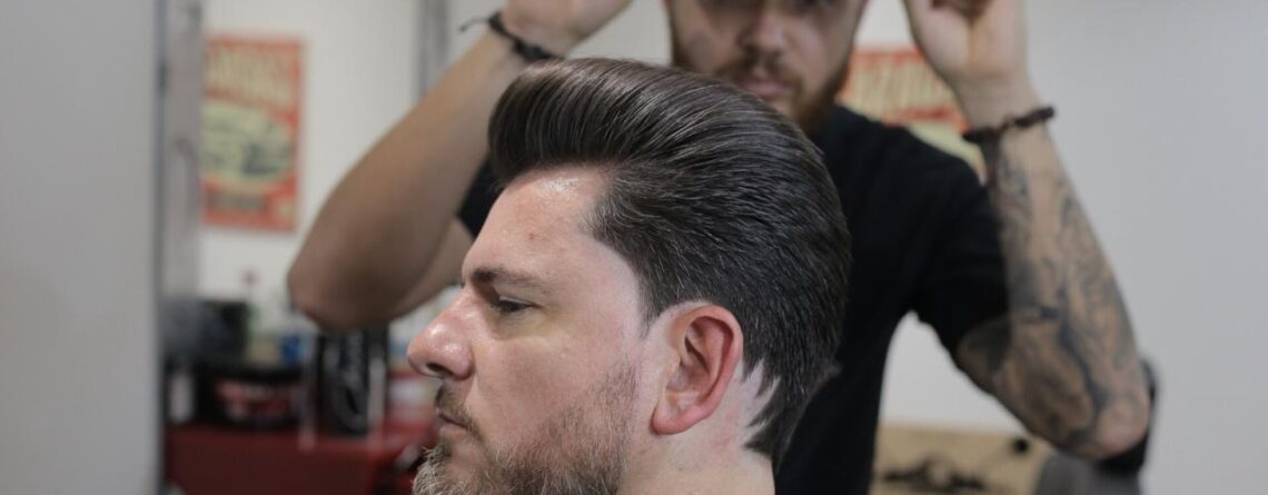 Corte Clássico - Aula Grátis para Barbeiros