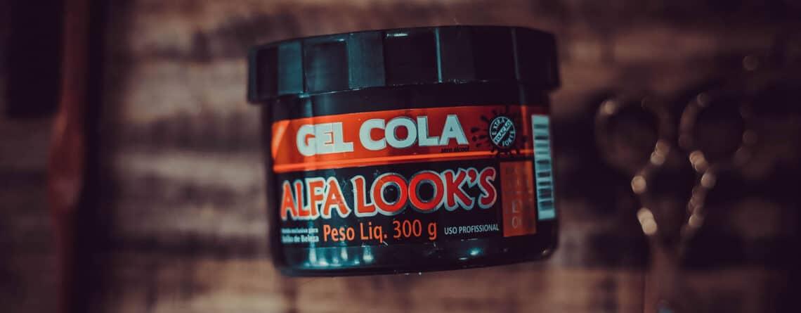 Gel Cola Alfa Look's