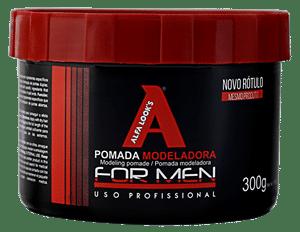 Pomada Alfa Look's For Men 300gr