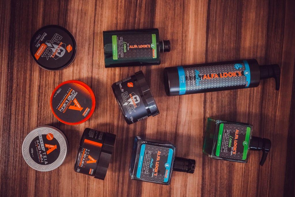 Produtos para Barbeiros - Vendo os Melhores