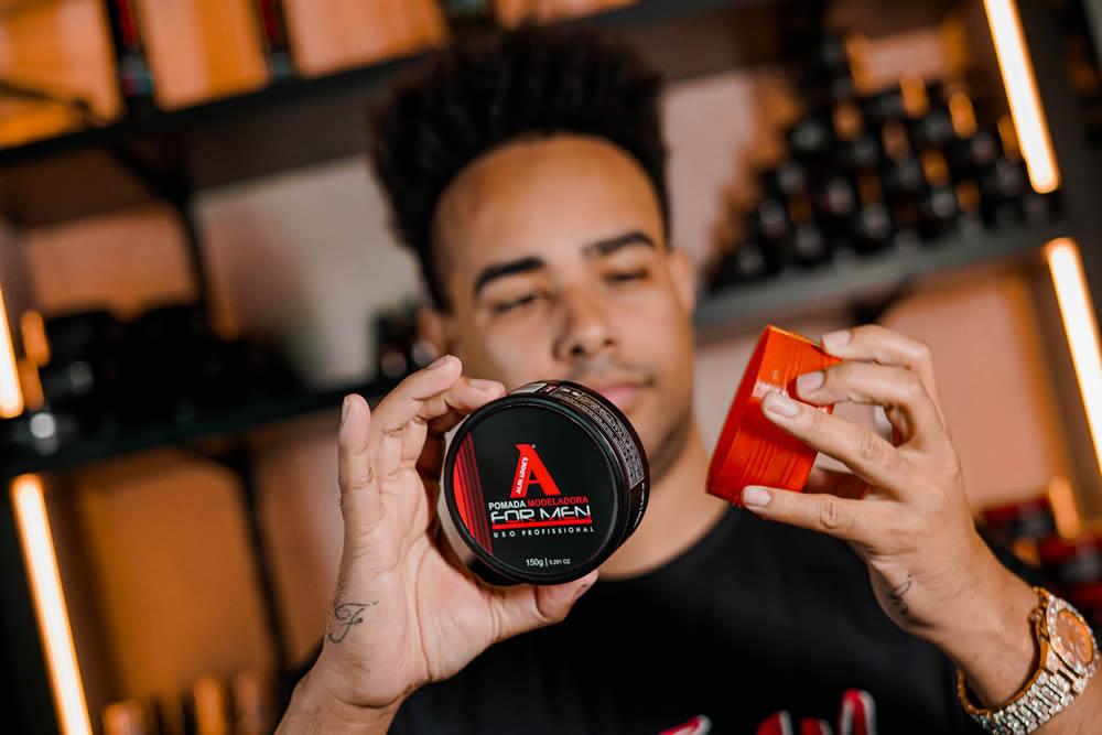 alfa looks produtos para barbearia